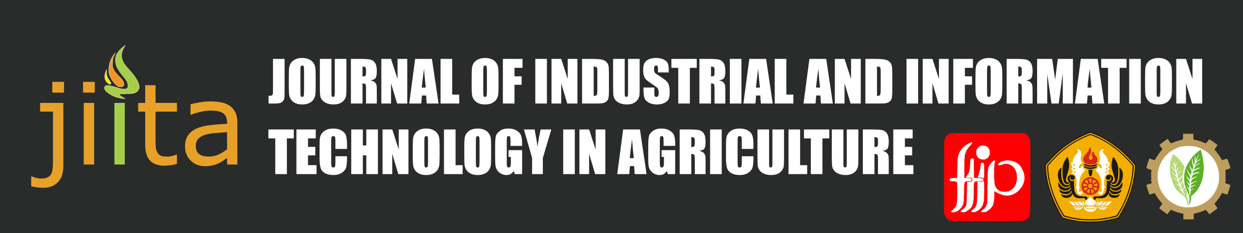 Journal of Industrial and Information Technology in Agriculture